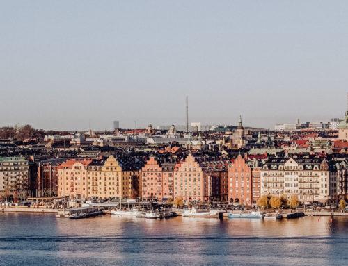 Quattro giorni a Stoccolma