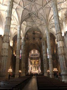 Cosa vedere a lisbona-monastero dos jeronimos