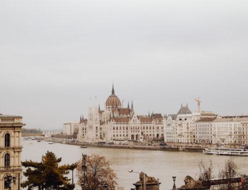 Tre giorni a Budapest: due anime che si fondono in una città.