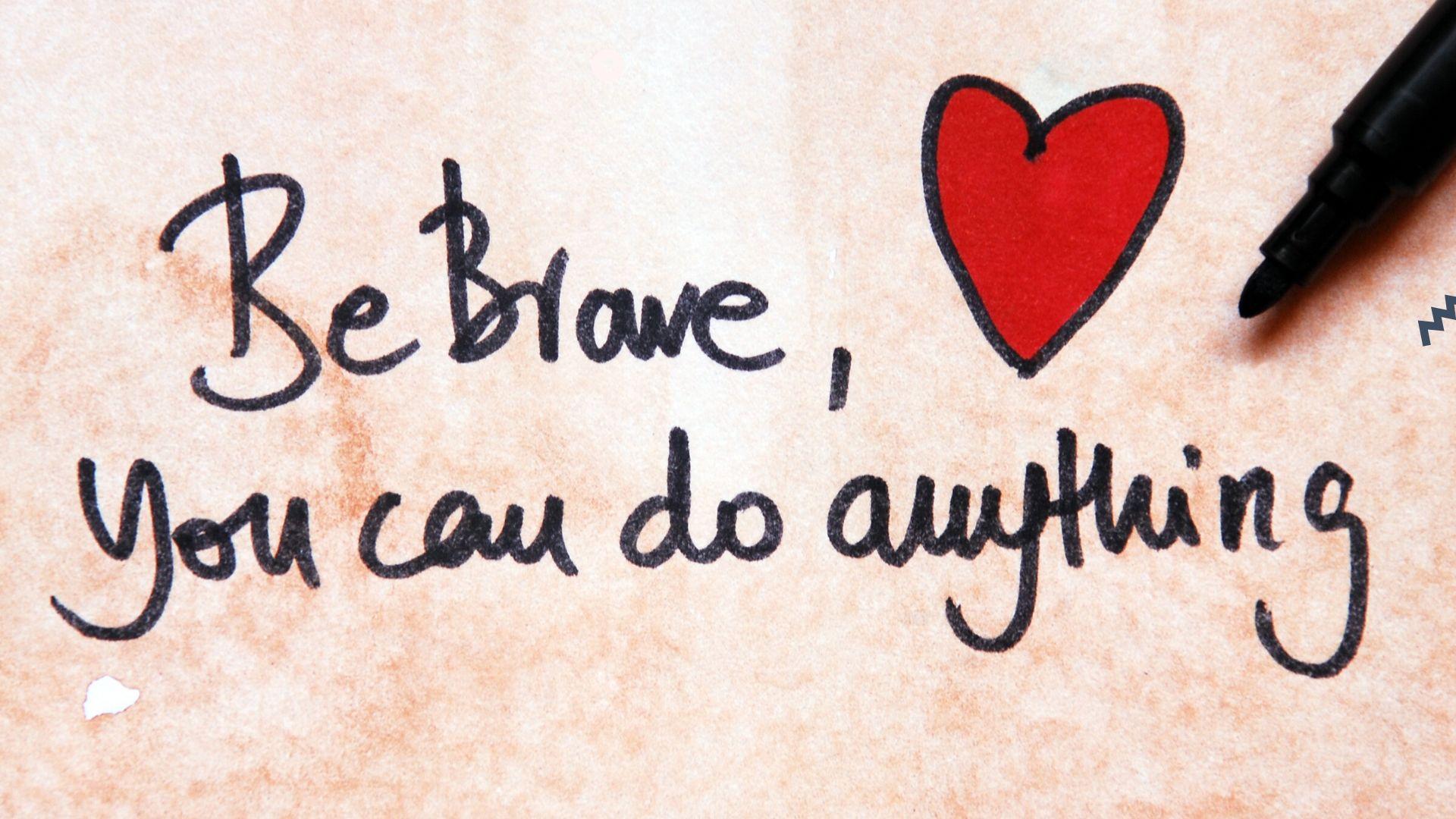 scritta e cuore