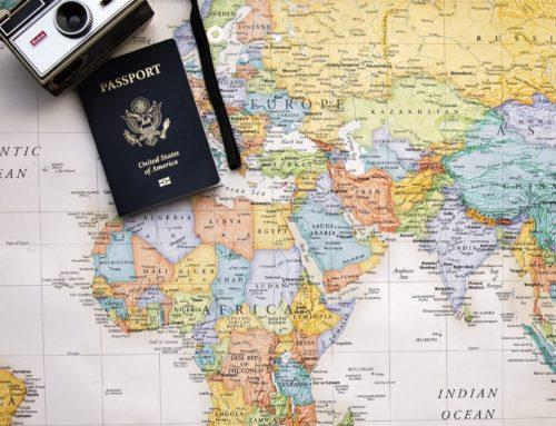 Trasferirsi all'estero: il coraggio di partire
