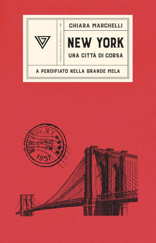 Libro Giulio Perrone su New York
