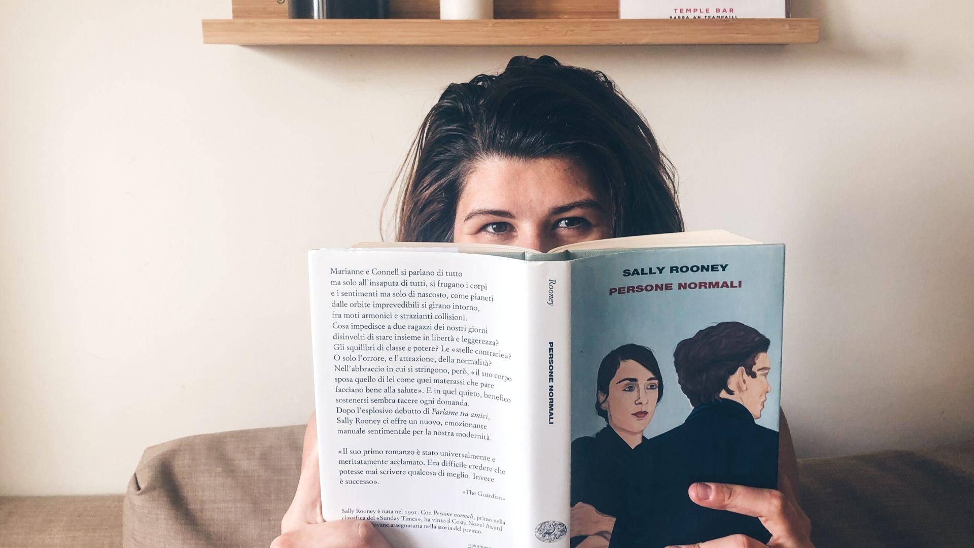 Persone Normali-libro