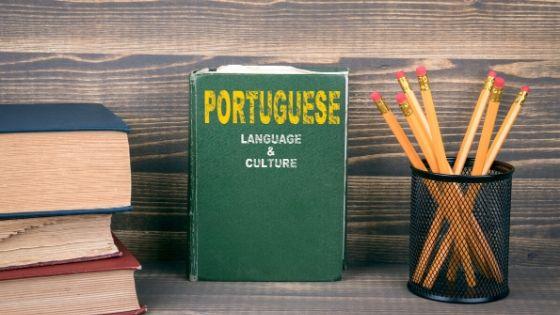 Libro per imparare il Portoghese