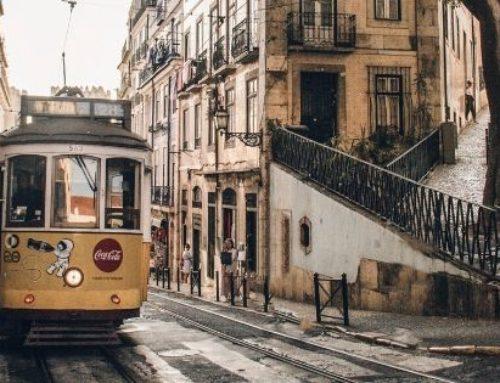Itinerario letterario di Lisbona: una bella visione da sogno