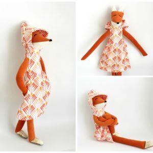 bambola personalizzata di Fulana Beltrana Sicrana