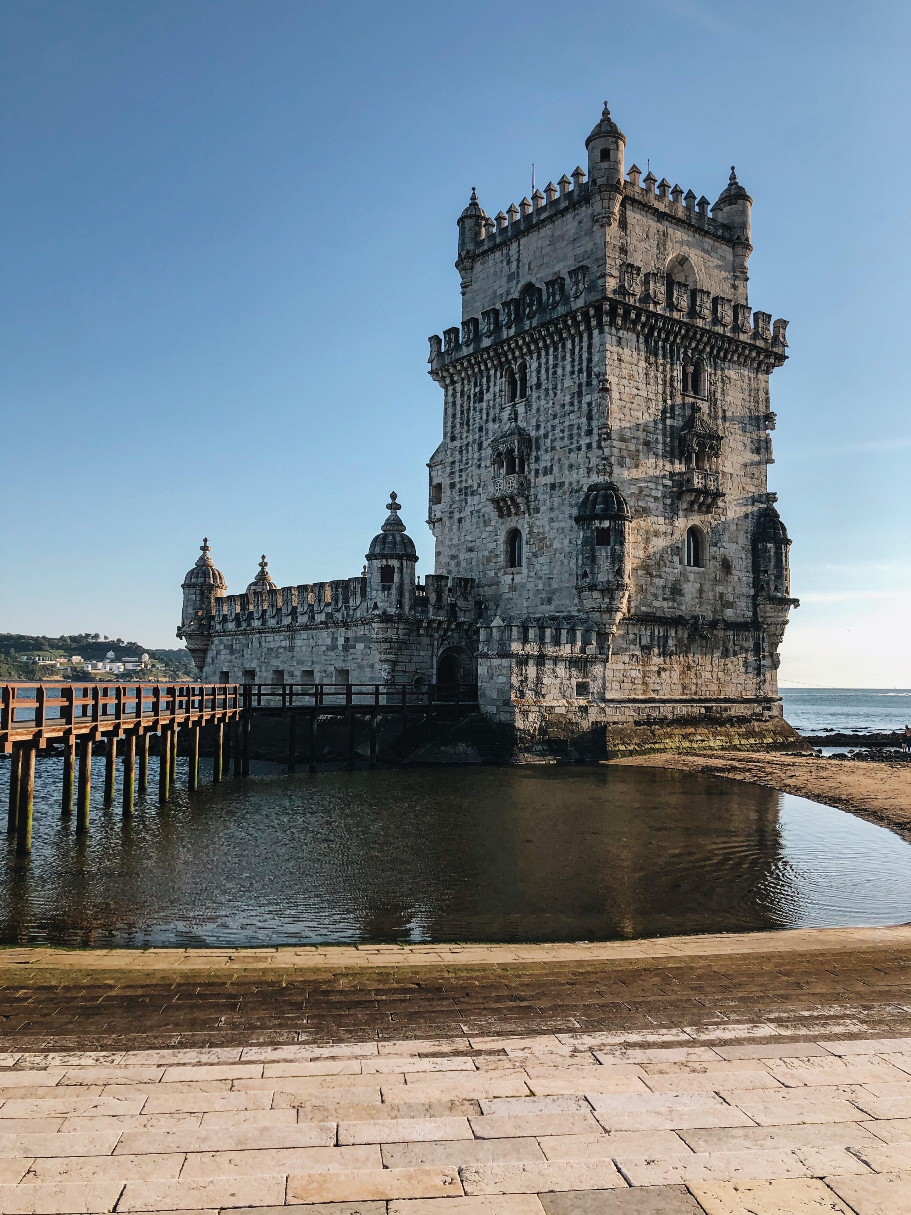 torre sul mare