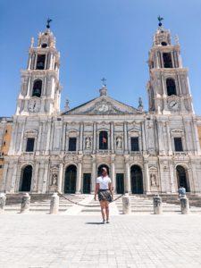 Chiesa del palazzo di Mafra