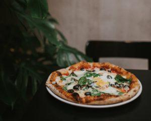 piatto di pizza