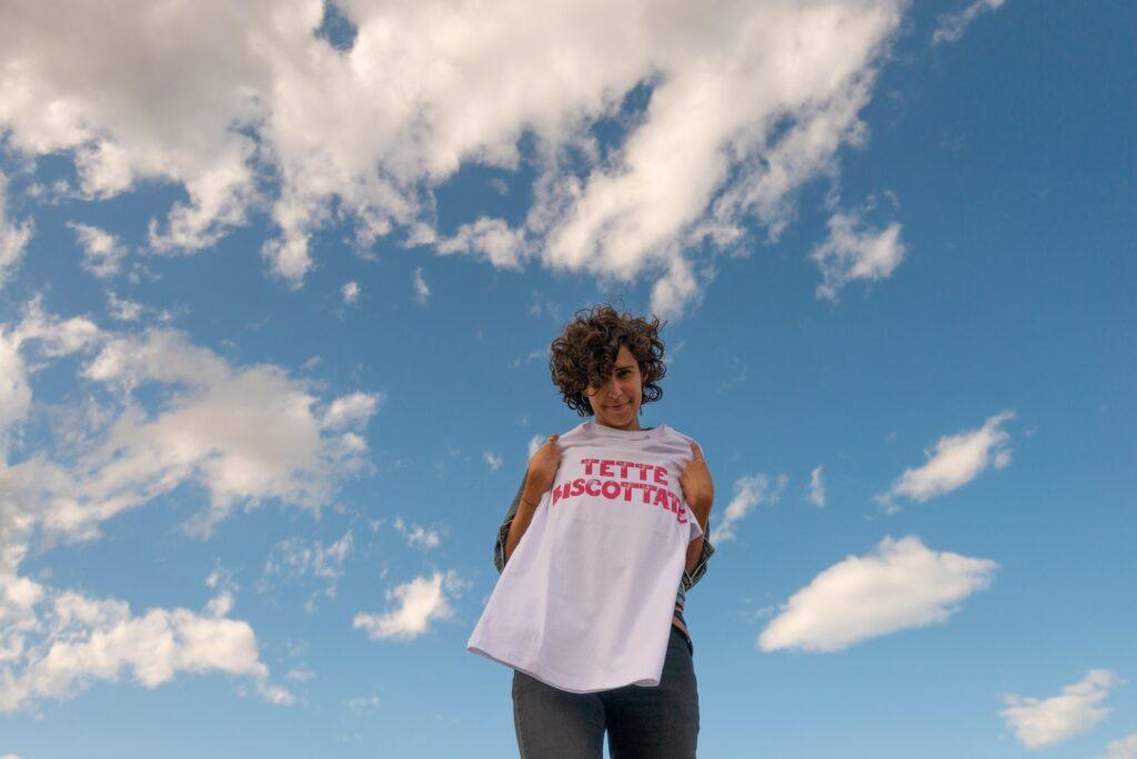#tettebiscottate4airc t shirt prezzo