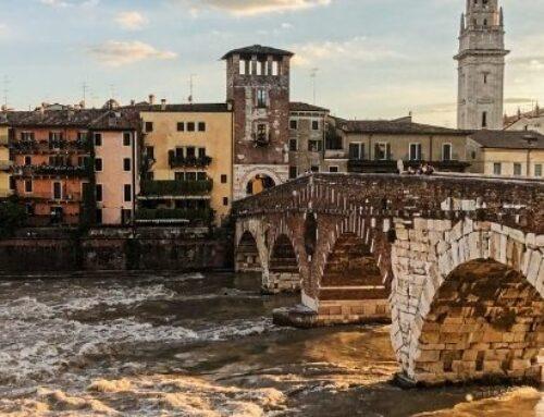 Posti Romantici a Verona (Dove limonare secondo me)